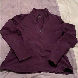 GAP Pullover w/ quarter zip